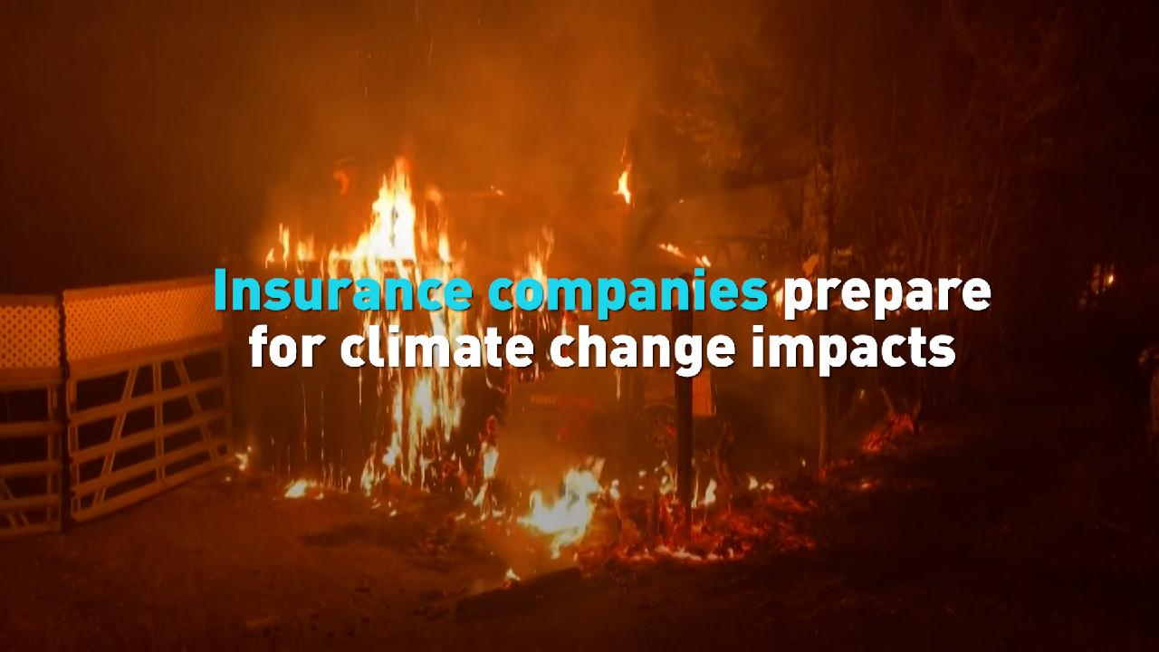 Insurance industry prepares for rising costs from climate ...